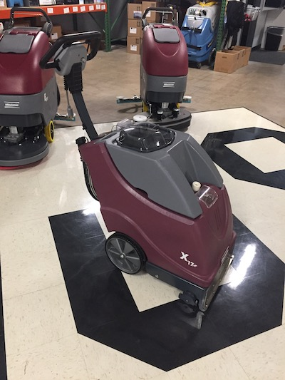 Used floor cleaning equipment for sale in Buffalo