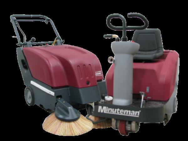 Minuteman floor sweepers for sale