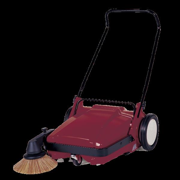 Minuteman Kleen Sweep Walk Behind Floor Sweeper