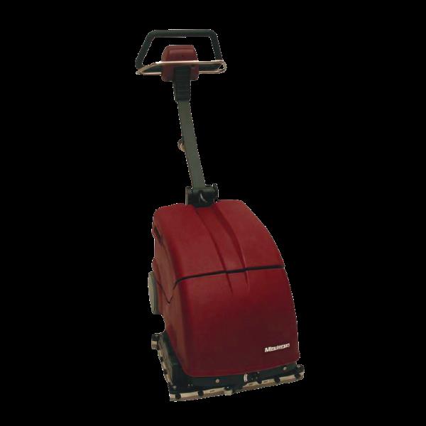 Minuteman Port a Scrub Floor Scrubber