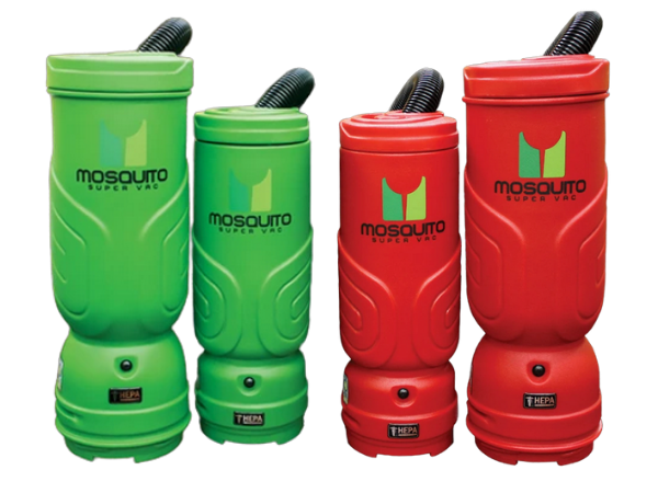 Mosquito Backpack Vacuums