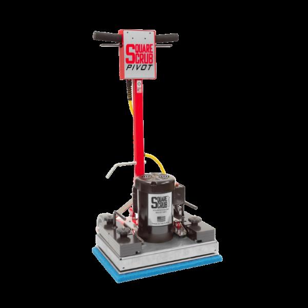 Square Scrub Surface Prep Machines