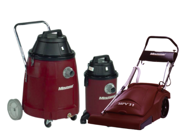 Minuteman vacuums for sale