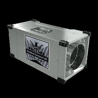 Phoenix firebird heat drying system restoration equipment